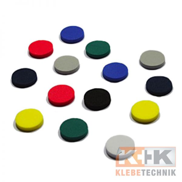 Single Sided Cd Foam Studs Kk 611 Cd Holders Single